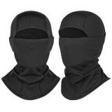 Winter Windproof Hiking Caps Men Warm Thermal Fleece Face Ski Bike Motorcycle Neck Warmer Helmet Hat