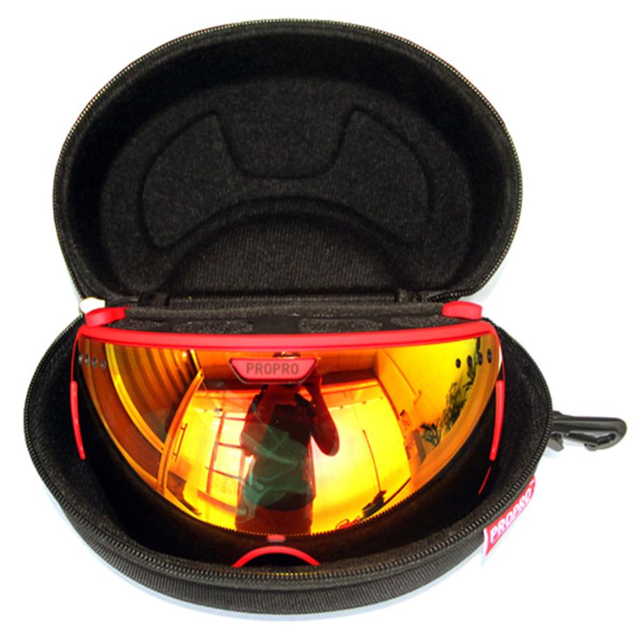 PROPRO EVA Ski Goggle Glasses Protector Case Protection Ski Glasses Box Ski Snowboard Shockproof Original Case