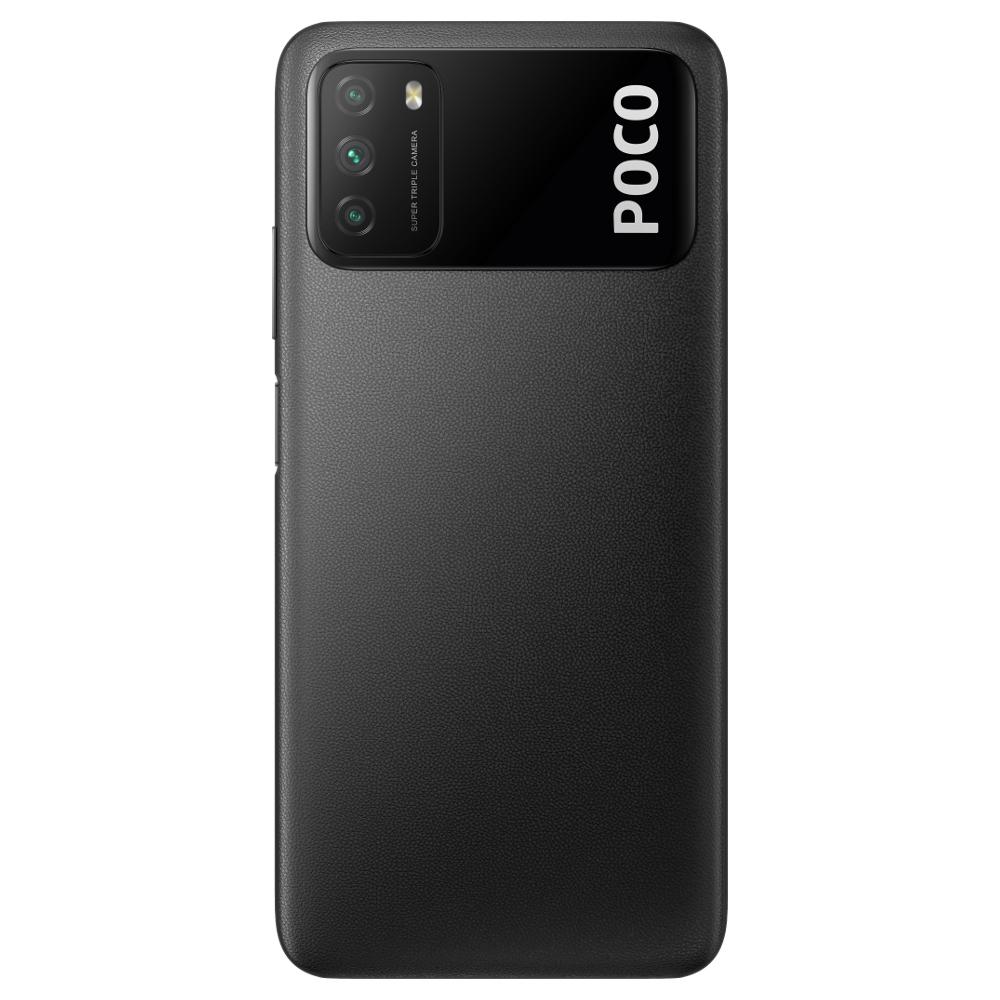 POCO M3 Global Version 48MP Triple Camera 6000mAh 6.53 inch 4GB RAM 128GB ROM Snapdragon 662 Octa Core 4G Smartphone