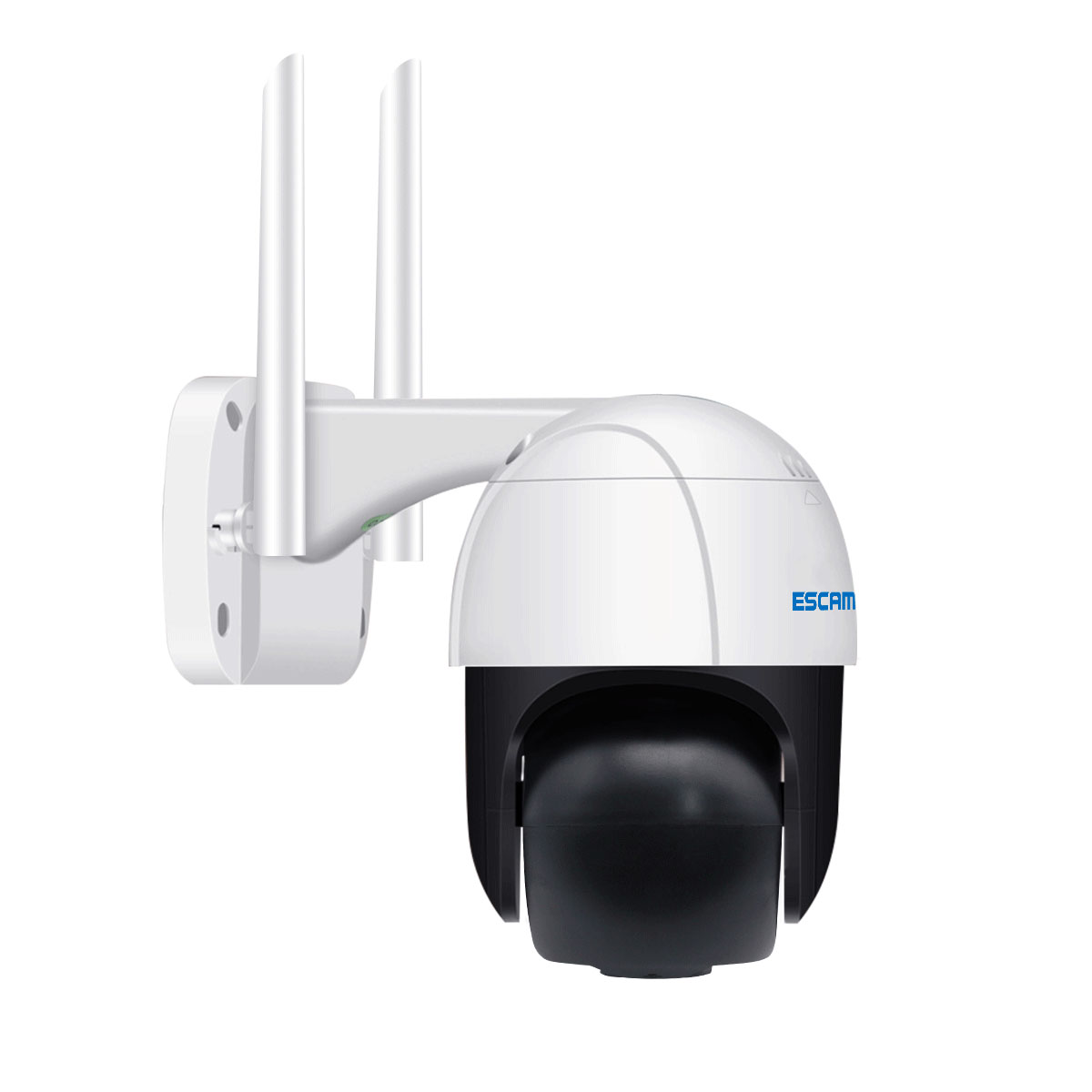 ESCAM QF518 5MP Pan/Tilt AI Humanoid Detection Auto Tracking Cloud Storage Waterproof WiFi IP Camera with Two Way Audio Night Vision