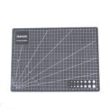 A4 Cutting Pad Paper Cutting Pad Cutting Map Manual Model Manual DIY Tool Cutting Board Durable PVC Craft Card for Student Home Office