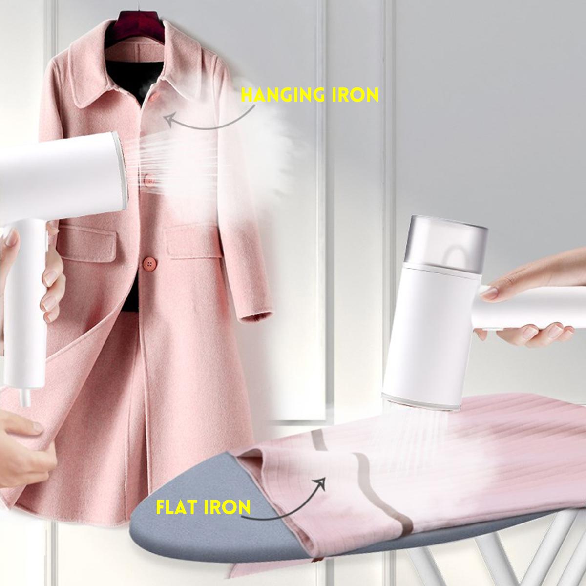 Portable Handheld Household Steam Iron 220V 1200W Garment Ironing Machine for Home Travel