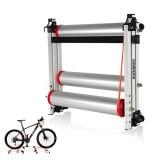 ROCKBROS Bike Roller Trainer Stand Road Bike Exercise Fitness Station 3 Stage Folding MTB Bike Trainer Home Outdoor Sport