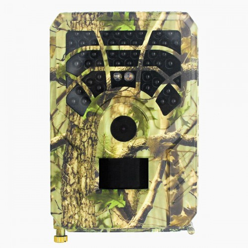 PR300A 12MP 120 1080P Hunting Camera Time Recorder Wildlife Trail Trap Camera Wild Hunter for Home Security and Wildlife Monitoring
