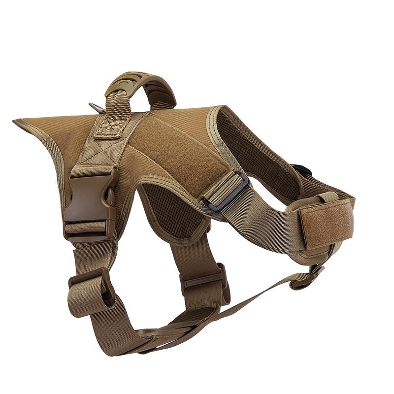 ZANLURE Pet Vest Safety Breathable Confortable Puppy Chest Clothes Pet Collar Vest