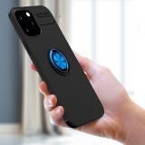 Bakeey for iPhone 12 Pro Max Case 360 Rotating Magnetic Ring Holder Soft Silicone Shockproof Protective Case Back Cover