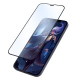 Nillkin for iPhone 12 Pro Max Front Film Matte 9H Hardness Dustproof Anti-Explosion Anti-Scratch Full Coverage Tempered Glass Screen Protector