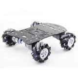 MOEBIUS Mecanum Wheel Car Chassis Universal Wheel DIY Programming Car Chassis