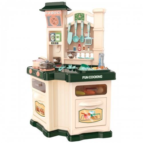 Kitchen Plastic Toys Kitchen Big Kitchen Cooking Simulation Play Educational Toy for Baby Girl Toy Gift