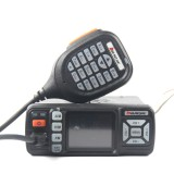 Baojie Walkie Talkie BJ-318 25W Dual Band 136-174 & 400-490Mhz Auto Fm Radio BJ318 (Upgrade Versie Van BJ-218)