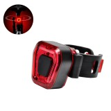 XANES 14 LED Bike Tail Light USB Rechargeable IPX4 Waterproof 5 Modes Ultra Bright Bike Light Cycling