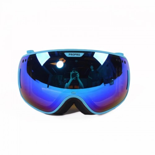 PROPRO Professional Ski Goggles Double Lens Anti-fog UV400 Eyewear Men Women Snow Glasses D-305