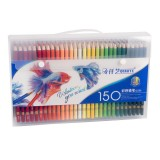 120/150/180 Colors Color Drawing Pencil Set Oil Colored Lead Painting Art Kit Stationery Students for Painting Beginner