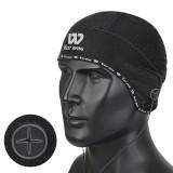 WEST BIKING Winter Sport Skull Caps with Headphone Plug Anti-UV Windproof Thermal Cycling Helmet Hat Ski MTB Bike Bandana Headband Motorcycle Headwear