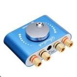 XY-KA15H 20W+20W Stereo bluetooth 5.0 + AUX + U Disk + Sound Card Power Amplifier Board Speaker Audio Amplifier Support APP Control DC 8-24V
