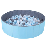 Children's Ocean Ball Game Fence Folding Ball Pool Baby Indoor Bobble Ball Tent Kids Outdoor Toys Yard