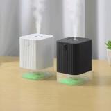 120ml Portable Smart Sensor Air Diffuser Humidifier Purifier USB Charging 1200mAh Battery Life for Home Car Office