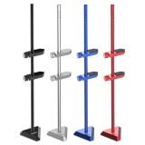 GC-T260 Aluminum Alloy Graphics Card Holder Desktop Computer PC Double Layer Video Card Bracket Support Stand