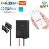 EARYKONG Wifi Tuya Garage Door Controller WiFi Garage Door Opener Smart Switch Compatible With Tuya APP Alexa Google Home