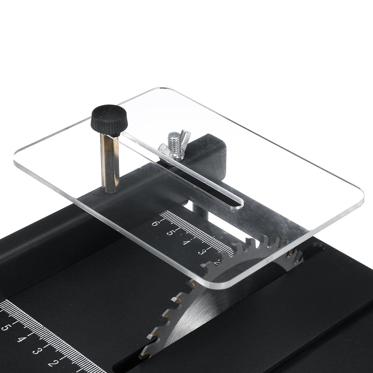 Multifunctional Small Cutting Mini Table Saw DIY Woodworking Jade Angle Table
