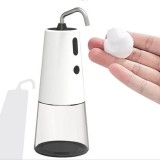 Automatic Soap Dispenser USB Charging Disinfection Hand Washer Touchless Foam Soap Dispenser Kitchen Bathroom Supplies