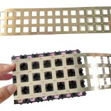 1M Pure Nickel Strip 4P 99.96% High Purity Nickel Belt Lithium Nickel Strip Li-ion Battery Ni Plate for 18650 Spot Welding