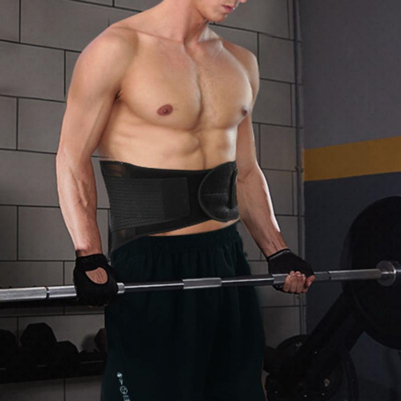 Fitness Sports Shapewear Women Men Waist Trainer Slimming Disc Girdle Belt High Elastic Waist Protect Belt
