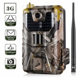 Suntek HC-900G 3G MMS SMS Email 16MP HD 1080P 0.3s Trigger 120 Range IR Night Version Wildlife Trail Hunting Camera Trap Camera