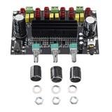 XH-M573 High Power 2.1 Channel TPA3116D2 Digital Amplifier Board 80W+80W+100W