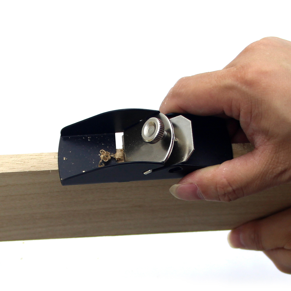 Mini Hand Planer Portable Trimming Planer Woodworking Plane Trimming Projects Carpenter Hand Tool