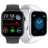 Bakeey SE03 1.54 inch Full Touch Screen ECG+PPG Heart Rate Blood Pressure Oxygen Monitor Camera Music Control Weather Display Smart Watch