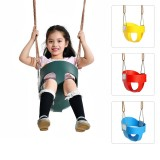 Rope Swing Seat With Rope Mounting Rings Kids Baby Kids Toddler Plastic Swing for Child Kid Swing Seat