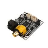 24bit 192khz DAC Digital Audio Decoder Optical Fiber Coaxial Digital Signal Input Stereo Output Decod Board