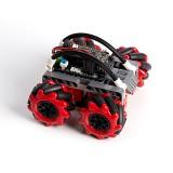 Kittenbot Nanobit 12 In 1 Programmable Competitive Mecanum Wheel Kit Smart Robot Car