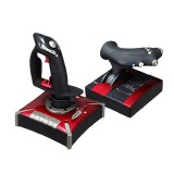 PXN PXN-2119II Wired Vibration Game Controller Joystick Flight Rocker USB Simulator Gamepad for Computer PC Games