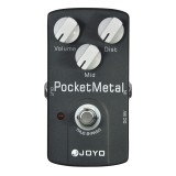JOYO JF-35 Electric Guitar Distortion Effect Pedal Pocket Metal Drive Mid Tone True Bypass Musical Instrument Guitar Accessories
