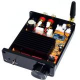 YJHiFi TDA7498 2.0 CSR8675 Bluetooth 5.0 Mini Digital Power Amplifier 2x100W Class D Amp