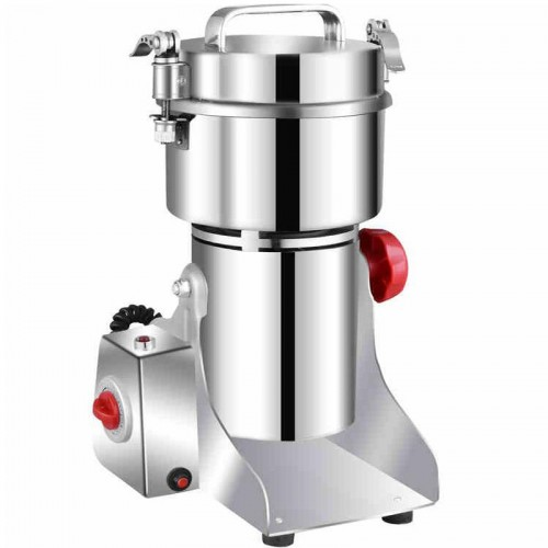 JUSTBUY 2000G 2500W 800g Electric Grains Spices Cereal Dry Food Grinder Mill Grinding Machine Stainless Steel Blender