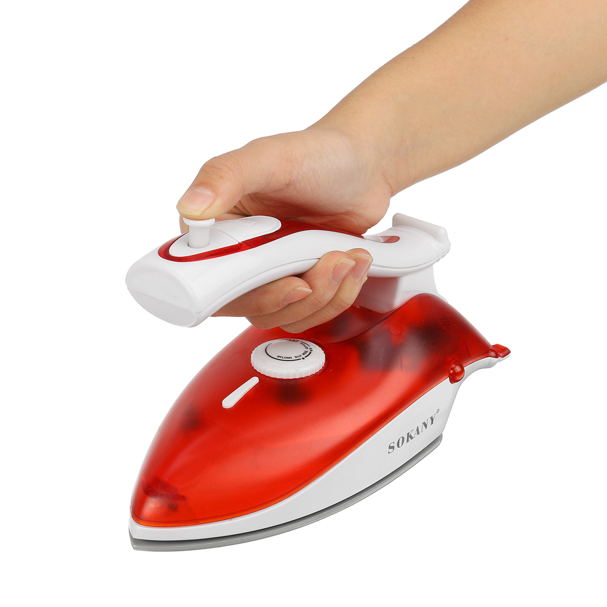 SOKANY PL-368 1000W Handheld Portable Garment Steamer 5 Gear Ironing Machine Dry and Wet-ironing Wrinkle Remover Fast Heat for Travel Home
