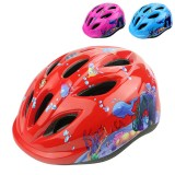 Adjustable Toddler Kids Bicycle Cycling Helmet Skating Helmet MTB Bike Mountain Road Cycling Safety Cap Outdoor Sports For Riders 3-12 Years Old Childen