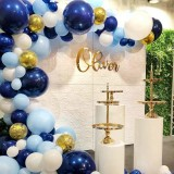 109PCS Multicolor Balloons Arch Garands Set Party Balloons Baby Kids Birthday Party Supplies Backdrop Wedding Decorations