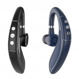 Bakeey H18 bluetooth V5.0 Headphones DSP CVC6.0 Noise Reduction NFC Earphone 250mAh Adjustable Wireless Business Single Earhook Headset with Mic
