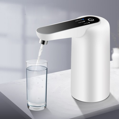 Electric Automatic Bottled Water Dispenser TDS Water Quality Measurement USB Smart Water Pump Dispenser with Drinking Fountain
