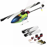 ALIGN T-REX 150X TA 2.4G 6CH Dual Brushless Motor 3D Flying RC Helicopter PNP with 150 Carry Box