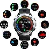 LOKMAT ZEUS Heart Rate Blood Pressure Oxygen Monitor Multi-sport Modes Call Message Reminder Smart Watch