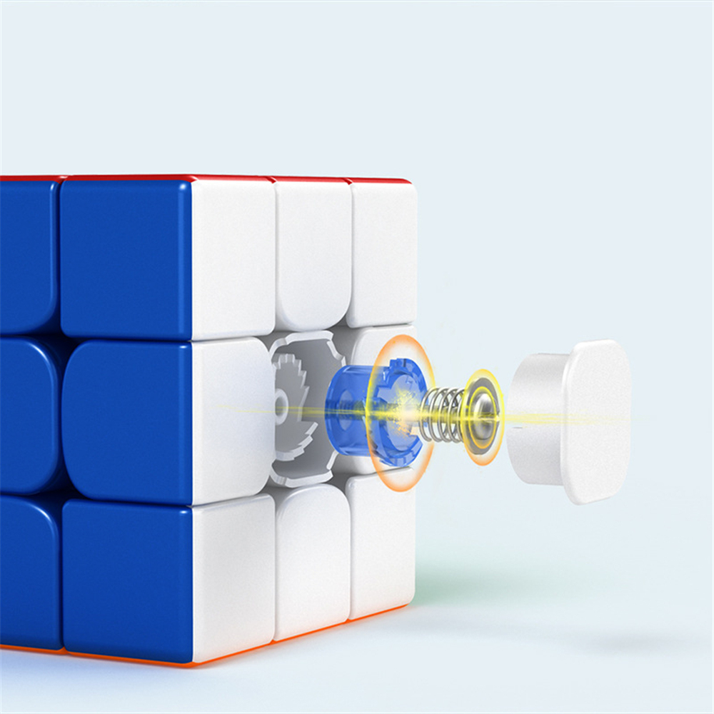 Moyu RS3M 3x3x3 Magnetic Magic Cube Speed Puzzle Professional Game Cube Kids Educational Toys Creative Gifts