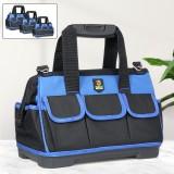 Multi-Function Tool Bag Heavy Duty Storage Organizer Oxford Fabric Carrier Bag