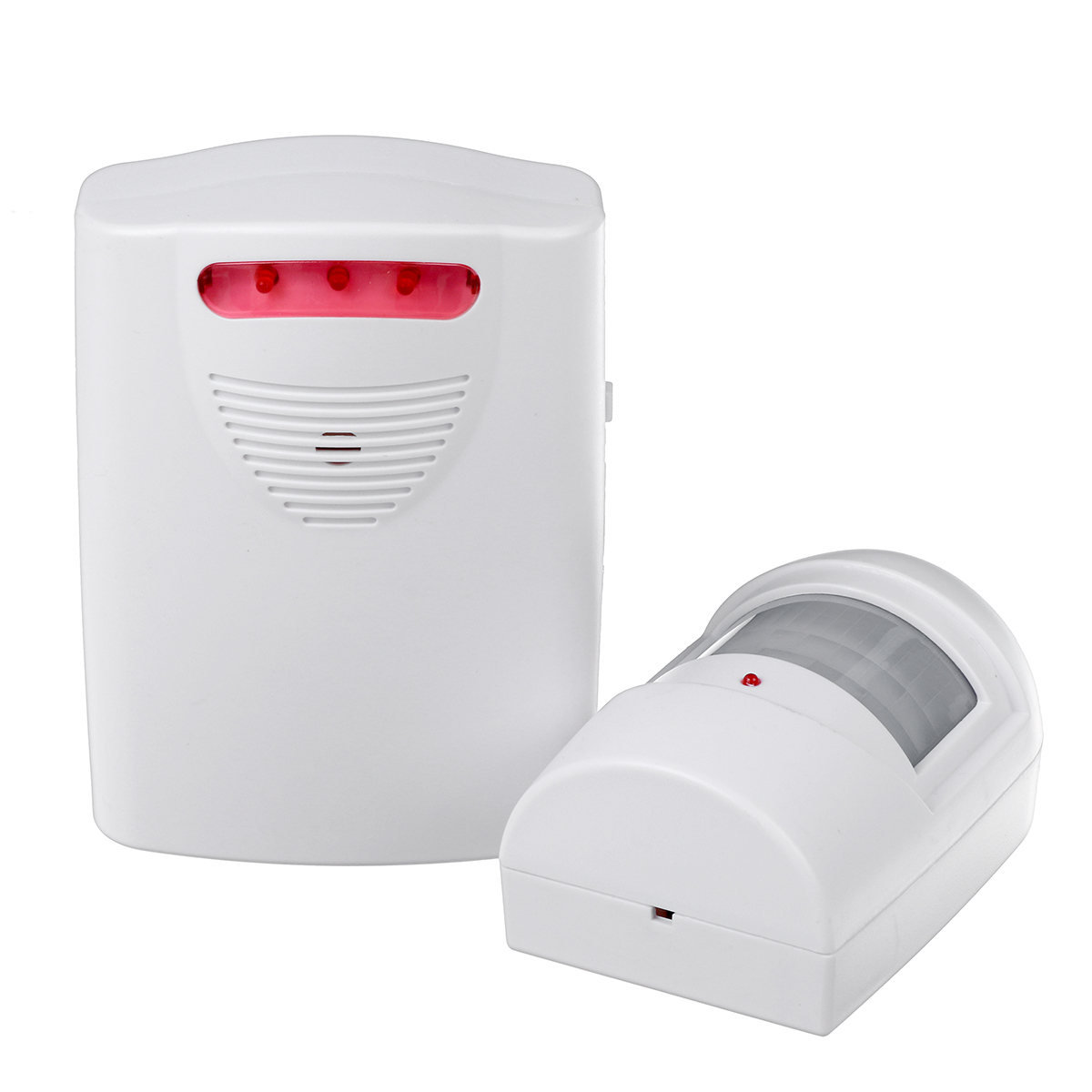 Bakeey Wireless PIR Sensor Motion Alarm Sensor Low Power LED Reminder Infrared Detector