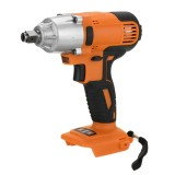 588N.M 18V Cordless Brushless Wrench 1280W Electric Impact Wrench Screwdriver For Makita Battery