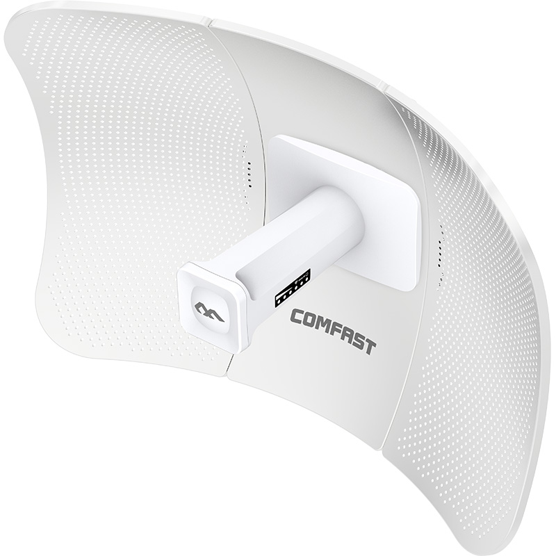 Comfast 11km 300Mbps 5G Wirless AP Outdoor WiFi long distance CPE 24dBi Antenna WiFi Repeater Router Access Point Bridge Comfast CF-E317A